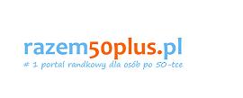 logo serwisu razem50plus.pl