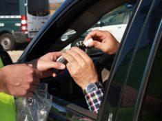 badanie kierowcy alkomatem