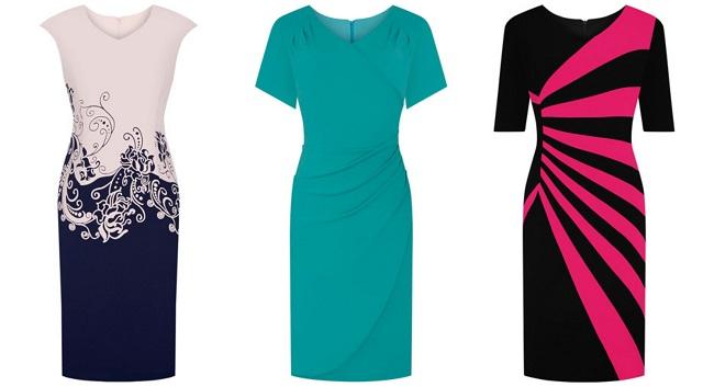 1a0e62f4db Modne sukienki dla puszystych – przykłady i podpowiedzi ...